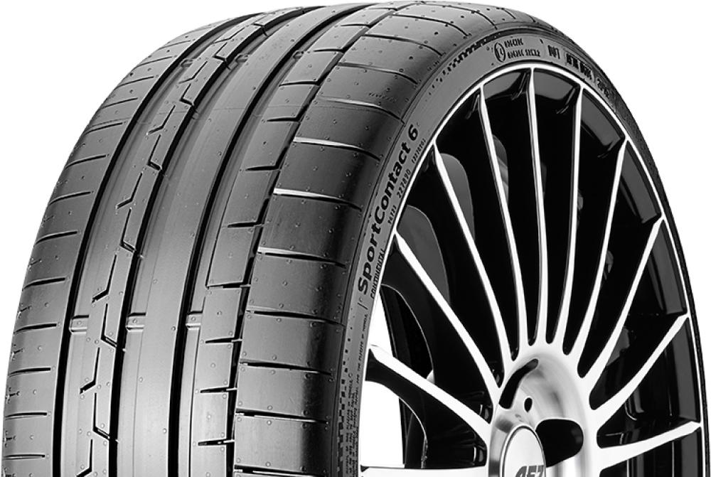 ANVELOPE 4X4 VARA Continental SportContact 6 285/40R20 104Y