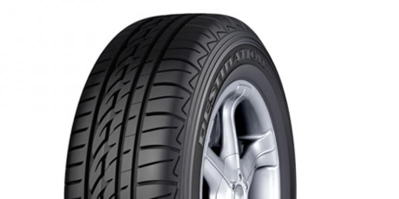 ANVELOPE 4X4 VARA FIRESTONE DESTINATION HP 235/55R18 100V