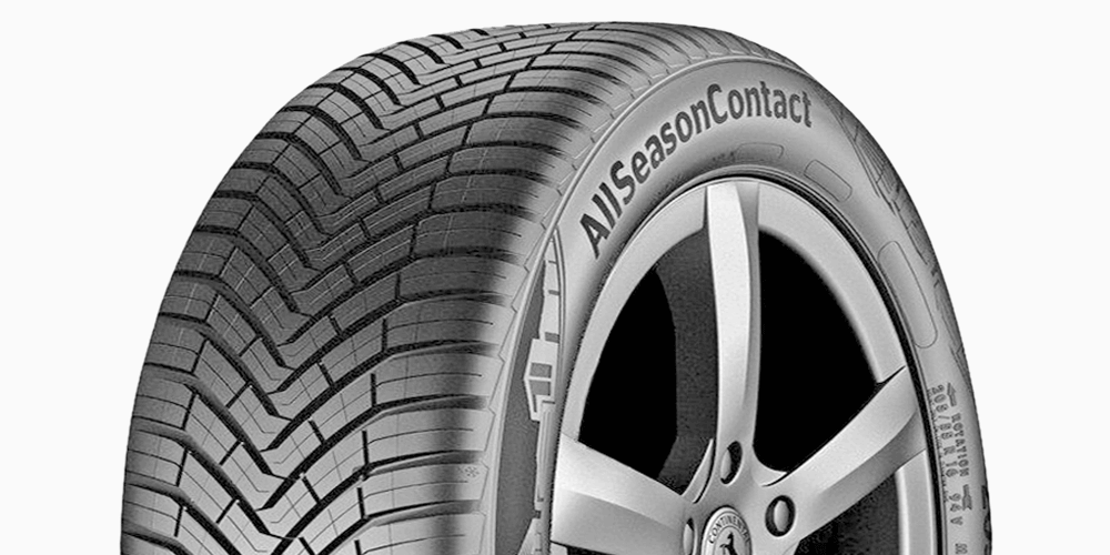CONTINENTAL ALL SEASON CONTACT 195/65R15 91T